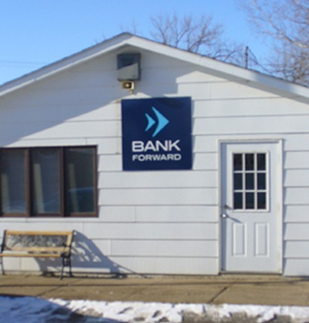 Bowdon, ND - Bank Forward