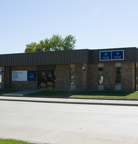 Carrington, ND - Bank, Insure, Invest, Tax Forward