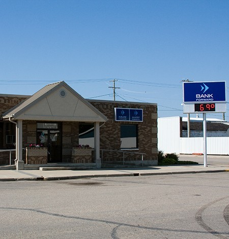 Cooperstown, ND - Bank, Insure Forward