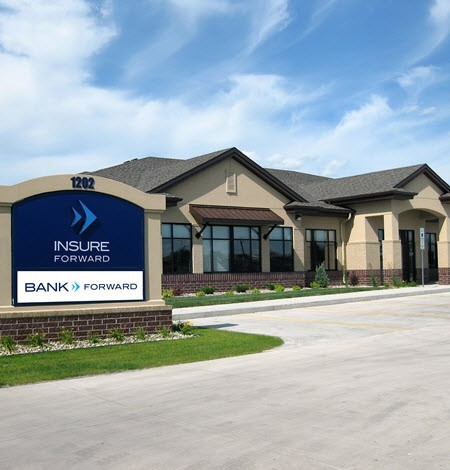 Fargo, ND - Bank, Insure Forward