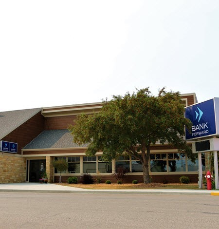 New Rockford, ND - Bank, Insure Forward