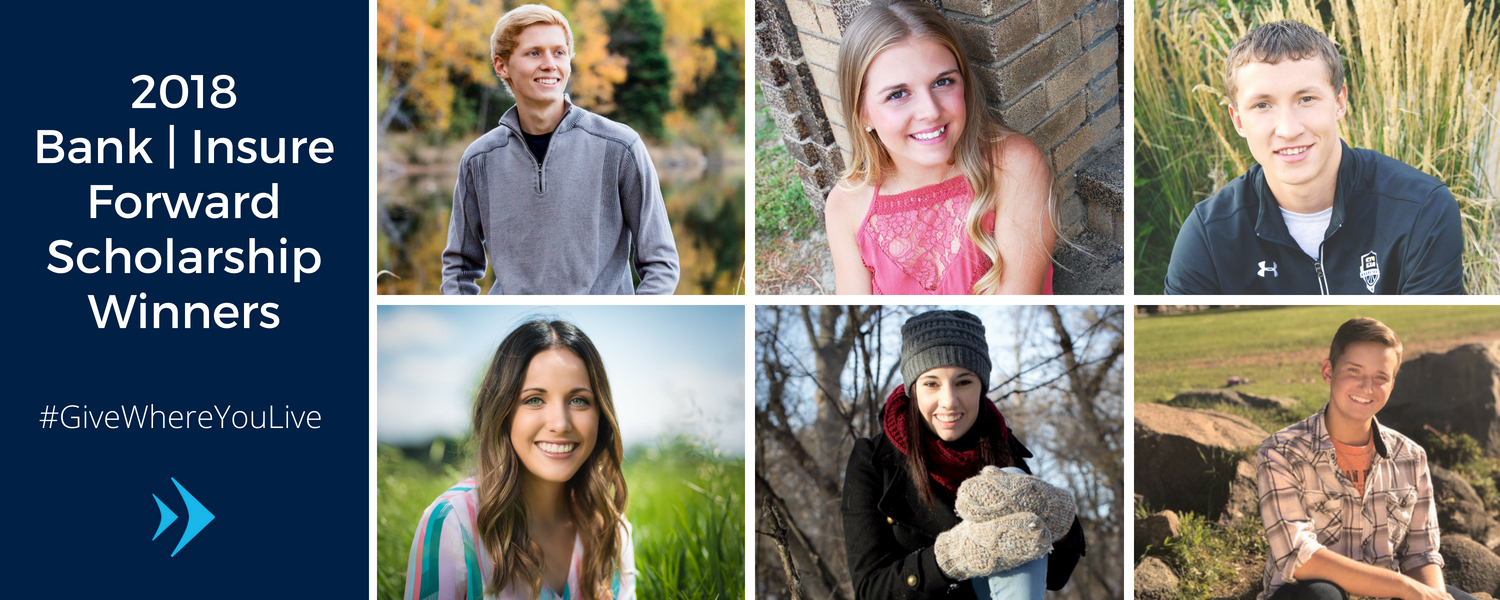 2018 Scholarship Winners Announced
