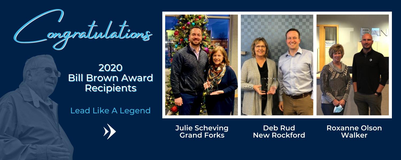 2020 Bill Brown Award Winners Announced