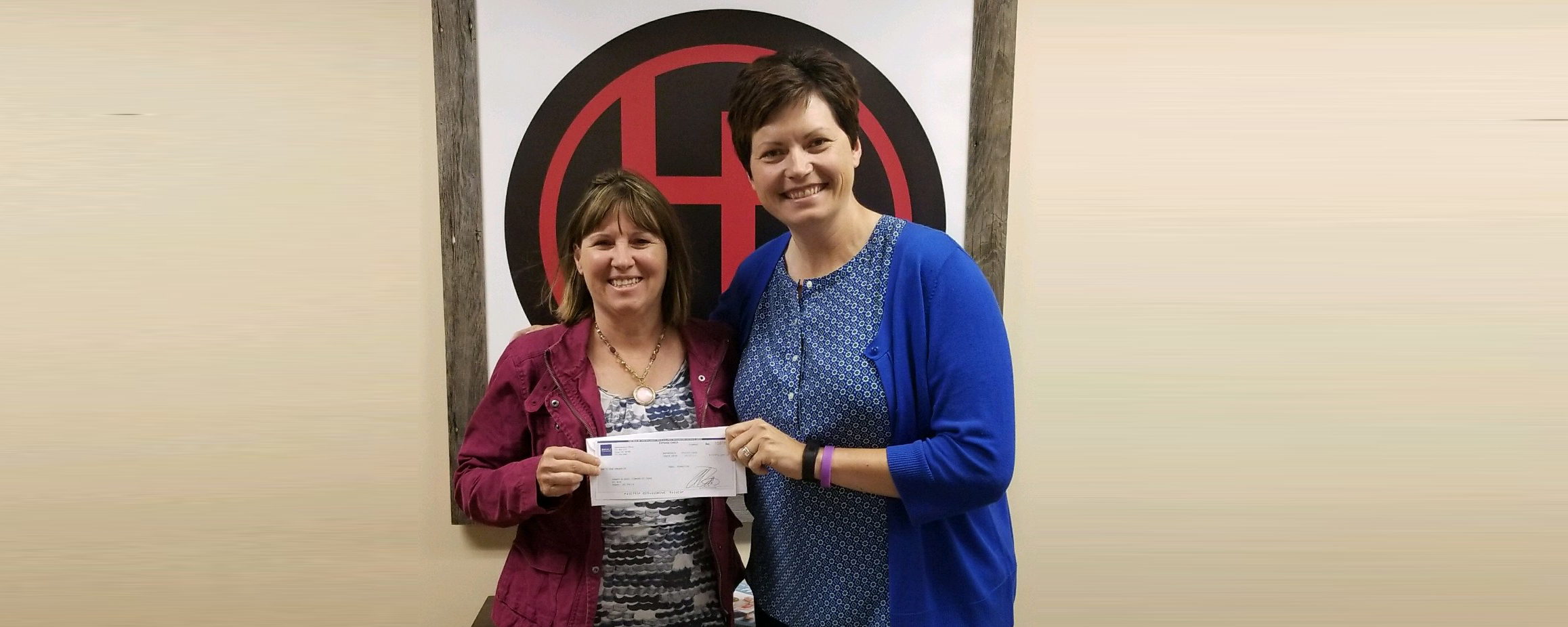 Bank Forward Donates $1,000 to Heart-n-Soul Community Cafe