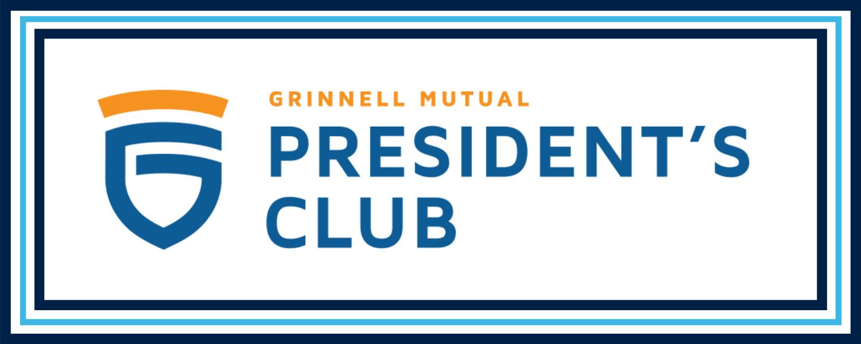 Insure Forward Named to President's Club