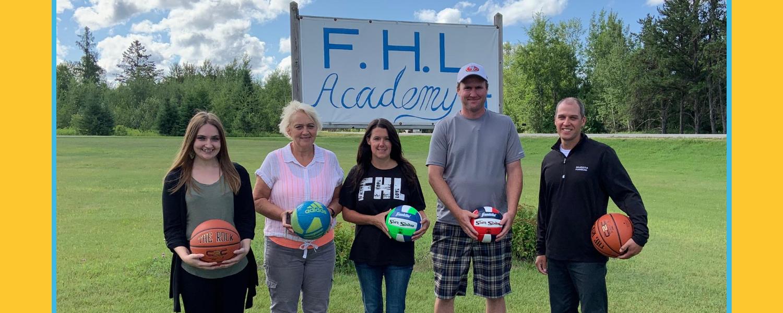 Forward Foundation Supports FHL Academy
