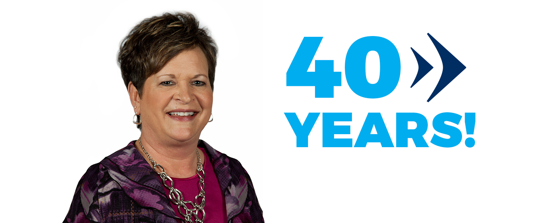 Julie Yoney: Celebrating 40 years in Insurance