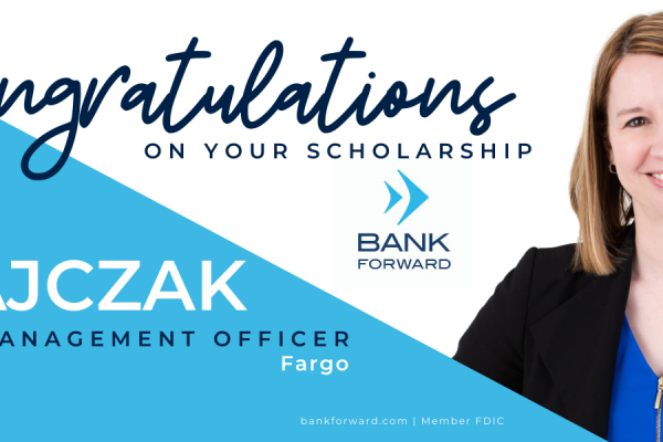 Ratajczak Receives Fred Laing II Scholarship