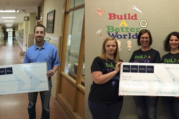 Bank Forward Donates $1,000 to Local Summer Reading Programs