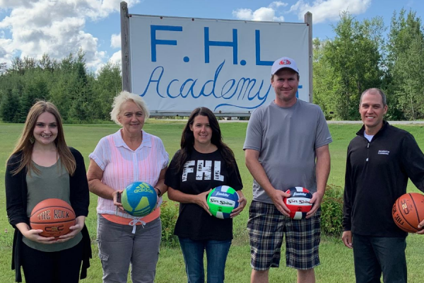 Forward Foundation Supports FHL Academy