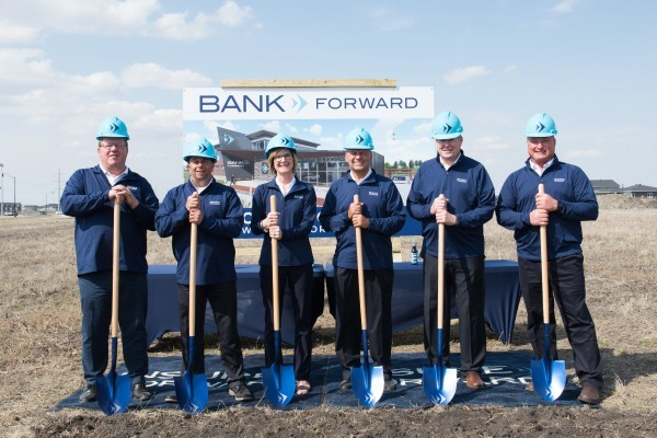 Bank Forward Breaks Ground on Fargo Expansion