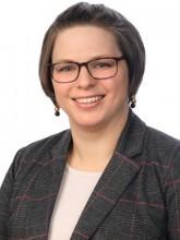 Janina McKelvey, CISR